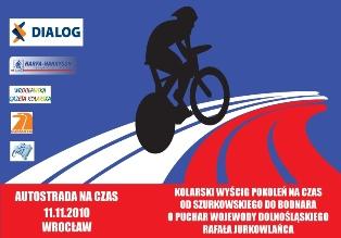 Autostrada Na Czas - Wrocławska Gazeta Kolarska